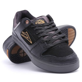 Кроссовки Lakai Channel Fa Aw Black/Grey 1027696