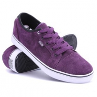 Купить Кеды DVS Luster Sp Oi Purple Suede 1027596
