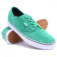 Купить Кеды DVS Rico Ct Green Suede 1027587