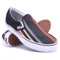 Купить Слипоны VANS Classic Slip On Lx Paul Smith Stripes Black/True White 1027885